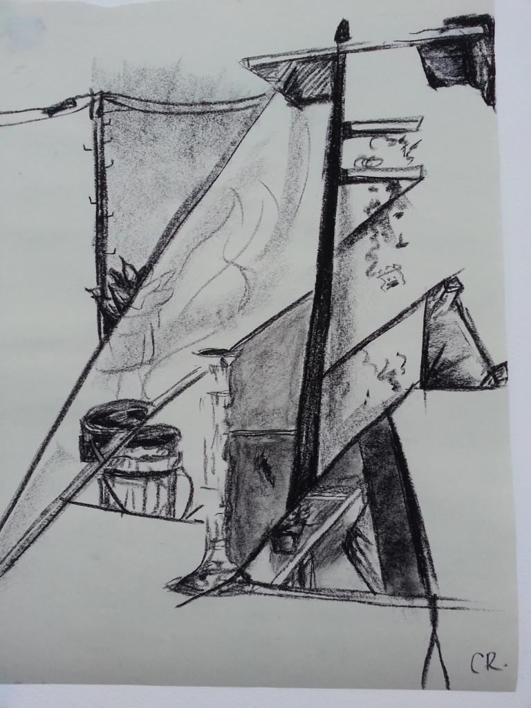 Drawing - NegativeSpace3