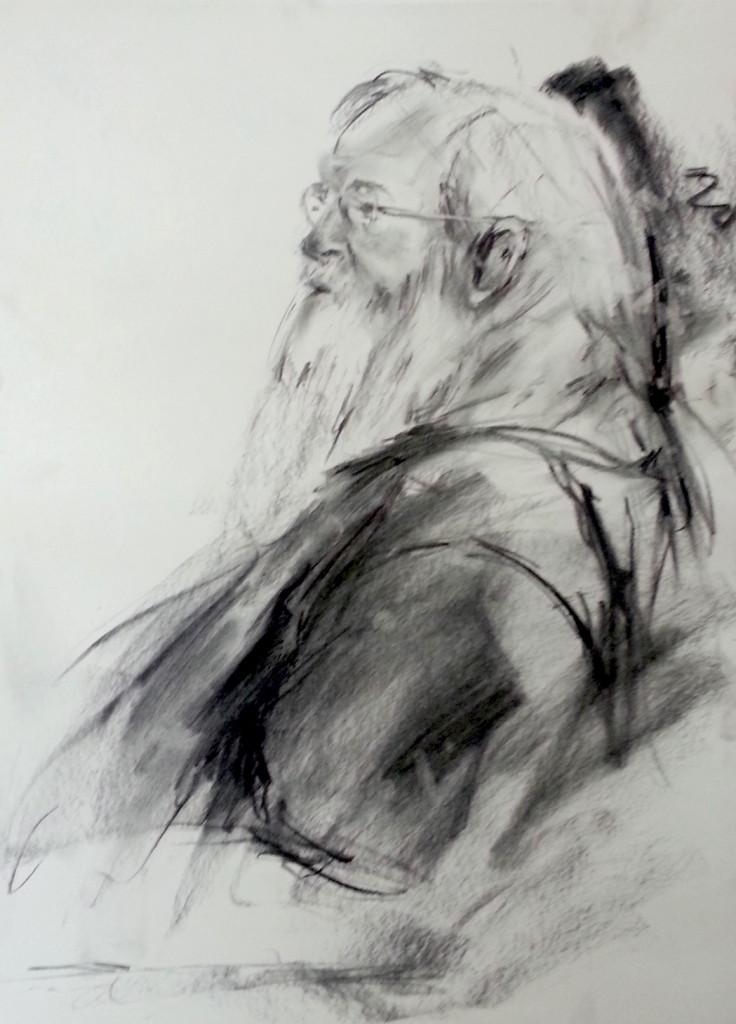 Drawing - Portrait5