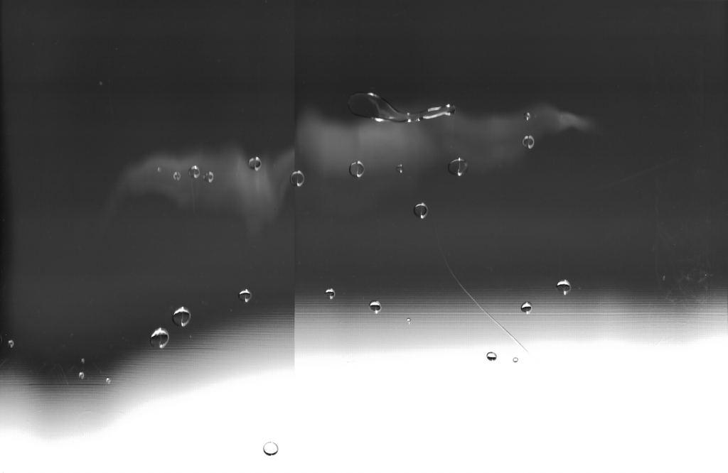 Drawing with Air & Water